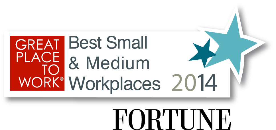 Fortune Magazine Great Place to Work
