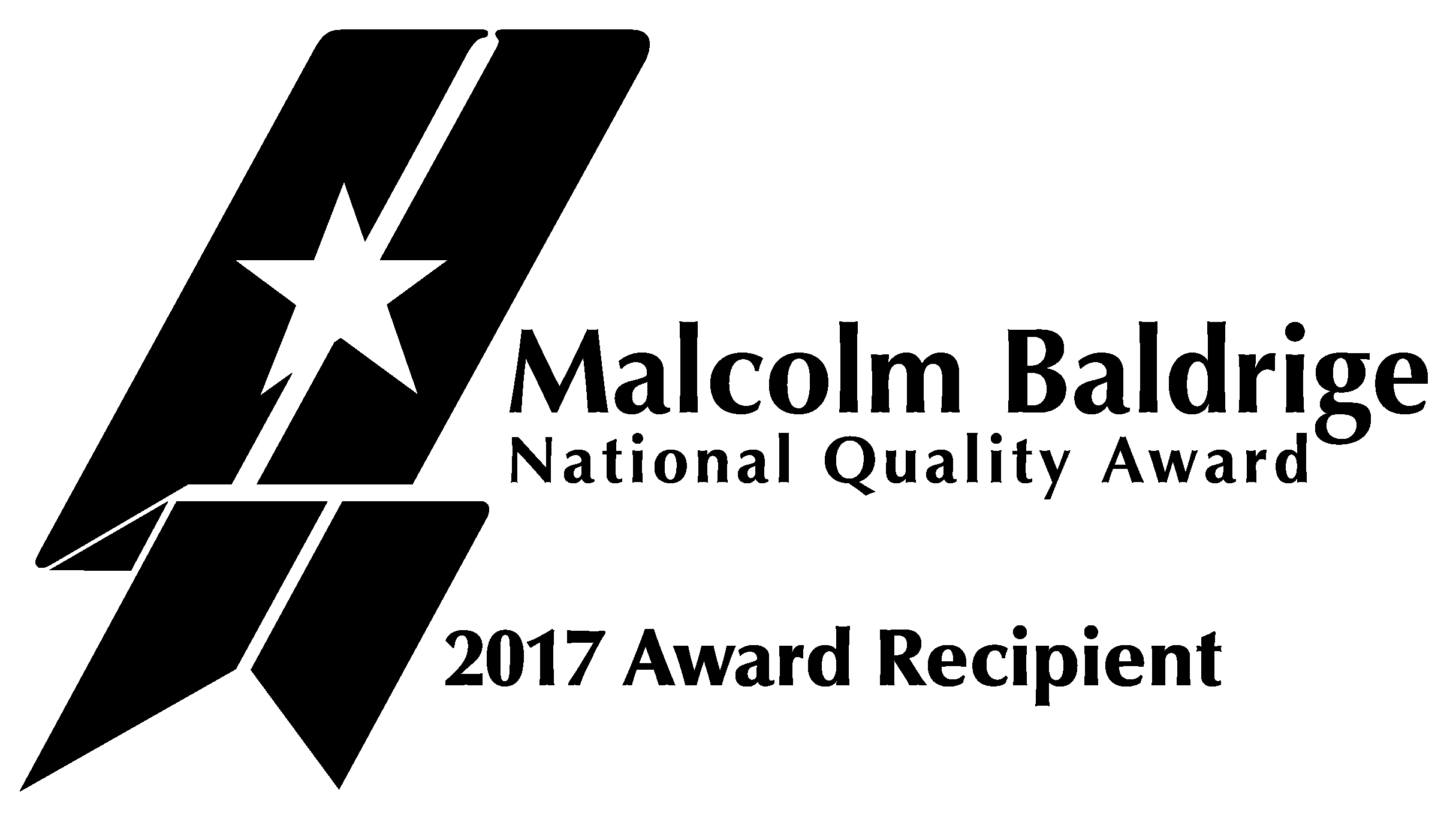 Malcolm Baldrige National Quality Award 2017